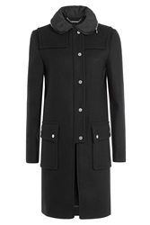 Marc By Marc Jacobs Coat With Wool Black
