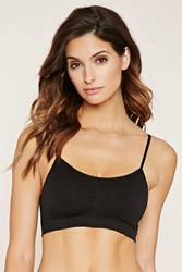 Forever 21 Ruched Front Seamless Bralette