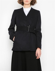 Christophe Lemaire Long Jacket 1 Midnight