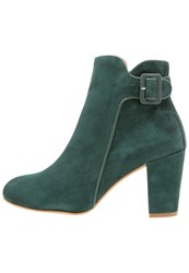 Shoe The Bear Hannah Ii Ankle Boots Green Evergreen