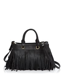 Milly Essex Fringe Small Satchel