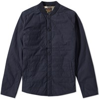 Barbour Ruthwell Overshirt Blue