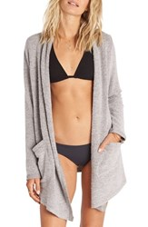 Billabong Women's Make A Bet Knit Cardigan