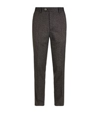Ted Baker Semi Plain Trouser Male Grey