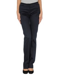 Antonio Berardi Casual Pants Dark Blue