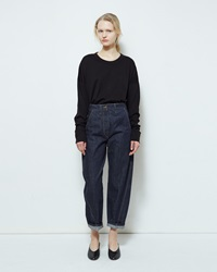 Lemaire Cropped Denim Pant