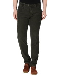Cavalleria Toscana Casual Pants Military Green