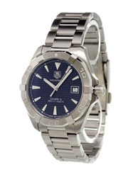 Tag Heuer 'Aquaracer Calibre 5' Analog Watch Stainless Steel