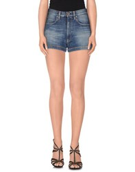 Armani Jeans Denim Denim Shorts Women