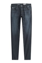 Ag Adriano Goldschmied The Legging Ankle Skinny Jeans Gr. 25