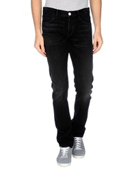 3X1 Denim Pants Black