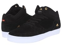 Emerica The Hsu G6 Black White Men's Skate Shoes