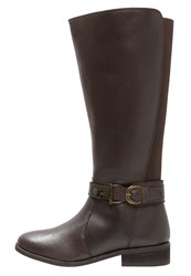 Evans Lauren Boots Brown