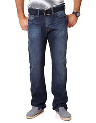 Nautica Relaxed Fit Dark Wash Jeans Glacier Blue
