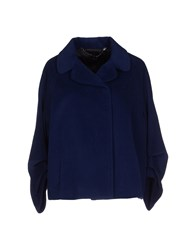 Clips Coats And Jackets Jackets Women Blue
