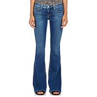 L'agence Women's Flared Elysee Jeans Blue