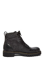 8 Eye Lace Up Boots