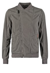 Khujo Clarke Summer Jacket Charcoal Anthracite