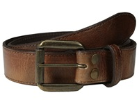 Bed Stu Meander Tan Glove Men's Belts