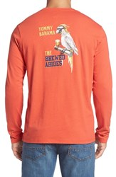 Tommy Bahama Men's 'The Brewed Abides' Graphic T Shirt