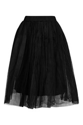 Rare Layered Tutu Midi Skirt By Black