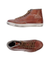 Primabase High Tops And Trainers Brown