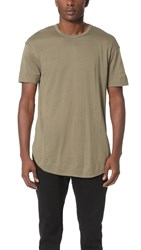 Project A By Zanerobe T1.1 Tee Military Green