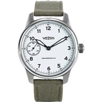 Standard Issue Field Watch White