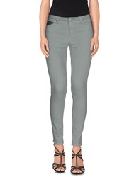 Naf Naf Denim Denim Trousers Women Grey