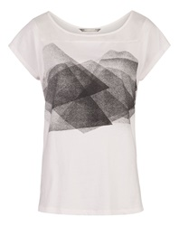 Sandwich Printed T Shirt Rose