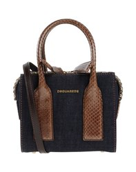 Dsquared2 Bags Handbags Women Blue