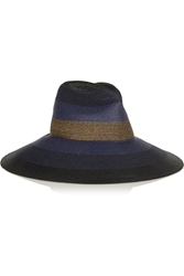 Tomas Maier Palm Beach Wide Brim Woven Paper Yarn Hat
