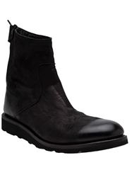 The Last Conspiracy 'Nicholas' Boots Black