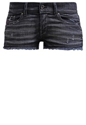 Diesel Scoss Denim Shorts 843Q Dark Blue