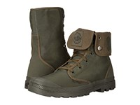 Palladium Mono Chrome Baggy Ii Army Green Boots