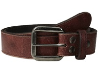 Bed Stu Meander Ox Blood Lux Men's Belts Brown