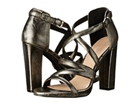 Pour La Victoire Carla Pewter Women's Dress Sandals