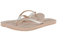 Reef Stargazer Sassy Taupe White Women's Sandals