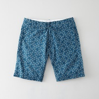 Garbstore Five Jet Chino Short Navy Dragonfly