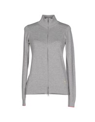 Roy Rogers Roy Roger's Knitwear Cardigans Women Light Grey