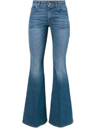 Tom Ford Flared Jeans Blue