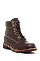Timberland Heritage Ltd Waterproof Boot Wide Width Available Brown