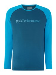 Peak Performance Gallos Long Sleeve Tee Purple