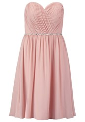 Laona Cocktail Dress Party Dress Cream Pink