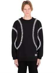 Ktz Baseball Seams Cotton Sweatshirt