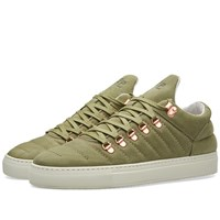 Filling Pieces Mountain Cut Sneaker Green