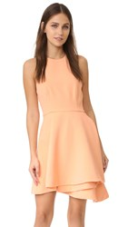 C Meo Collective Fools Gold Dress Blush