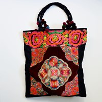 Boho Gypsy Marisol Travel Tote