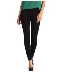 Hue Cotton Legging Black Women's Casual Pants