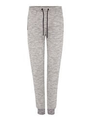 Criminal Damage Space Tailored Fit Tracksuit Bottoms Grey